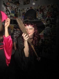 Fiesta De Halloween 2012 (Foto Aportada Por Nuestra Miembra De Las Hordas TyNM Maria Nieves Cañas)