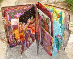 #papercraft #artjournal Class-aj-gyspyinside8