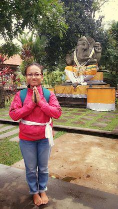 Pura Parahyangan Tempat Sembahyang Terindah di Lereng Gunung Salak Bogor