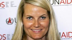 Princess Mette-Marit visited 2006 AIDS office of the UN in Geneva ©…