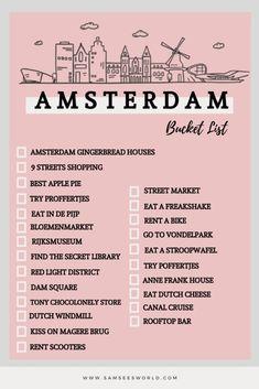 Amsterdam City Guide, Visit Amsterdam, Amsterdam Travel, Europe Travel Tips, Travel List, European Travel, Travel Advise, Dam Square, See World