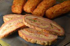 Tento retro recept sme našli v maminom zošite s receptami, kde ho mala zapísaný už asi 15 rokov a nikdy na neho nedošlo. A na Vianoce bol ten správny čas, tak sme ho vyskúšali a vôbec sme neľutovali. Appetizer Recipes, Snack Recipes, Appetizers, Snacks, Czech Recipes, Russian Recipes, Ground Meat Recipes, Pork Recipes, Easy Meals