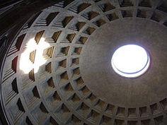 RELIEF ILUSION Pantheon (Rome) - Wikipedia
