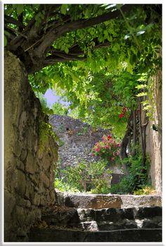 Ombrages - Bourdeaux (Drôme)