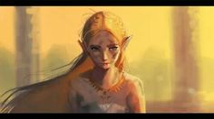 Who did this to Zelda? I will fight them