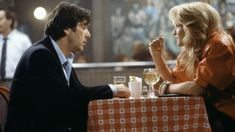 Al Pacino and Ellen Barkin in Sea of Love, 1989