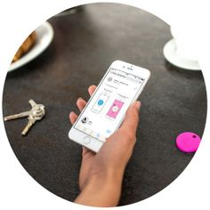 Chipolo™ is a revolutionary new product that helps you keep an eye on your valuables. Whether keeping track of your phone, keys or even your pets, Chipolo™ will help protect the things you love most. Simply attach it to the item of your choice and you're ready to go. Chipolo™. Nothing is lost.