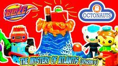 THE OCTONAUTS PAW PATROL AVENGER TOYS ADVENTURE - The Mystery of Atlanti...