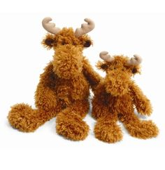 Monty Moose, hard to not love these from Jelly Cat $26.95