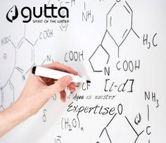 FRANQUICIA GUTTA. Química para el bienestar.