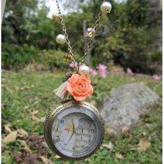 Collar Reloj Torre De Pisa Italia Toscana Vintage Italia Toscana, Pisa, Christmas Ornaments, Random, Holiday Decor, Vintage, Amor, Necklaces, Bangle Bracelets
