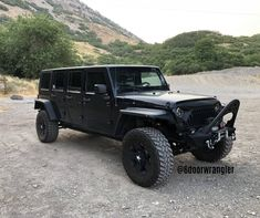Jeep Wrangler With 6 Doors Door Limo Search And Rescue