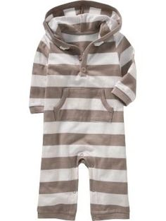 Strips are so cute on little boys! We love jumpers like this for Luke!