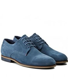 Pantofi Casual Barbati Tommy Hilfiger Piele Intoarsa Tommy Hilfiger, Men Dress, Dress Shoes, Mai, Oxford Shoes, Lace Up, Fashion, Moda, Fashion Styles