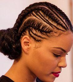 Photo extraite de Tresses africaines : 11 photos qui vous donneront envie d'adopter cette coiffure (11 photos)