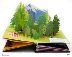 popup book - Поиск в Google