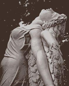 Angel Ascending Photograph  - Angel Ascending Fine Art Print