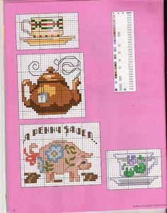 Revista Agulha de Ouro n°36 - Lucilene Donini - Picasa-verkkoalbumit