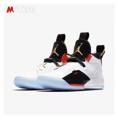 competitive price 01a51 3734b Air Jordan 1 Retro High 332550 163,Air Jordan 33 AJ33 black purple black  and white red High Actual combat BASKETBALL-SHOES BV50