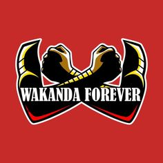 Check out this awesome 'Wakanda+Forever' design on @TeePublic! #BlackPanther
