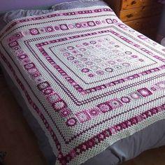 [Wonderful] Grace Crochet Blanket – Download Free Pattern!