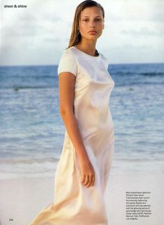 Photography by Herb Ritts   For Vogue Magazine US   April1994                                                                                                                                                                                 More