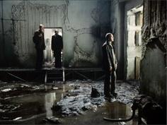 Andrei Tarkovsky, Stalker, 1979. Cinematography: Aleksandr Knyazhinsky, Georgi Rerberg, Leonid Kalashnikov
