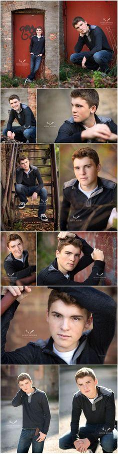 Senior Guy | Class of 2014 | Indianapolis Senior Photographer | Senior Portraits