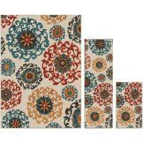 Free Shipping. Buy Better Homes and Gardens Suzani Area Rug or Runner at Walmart.com