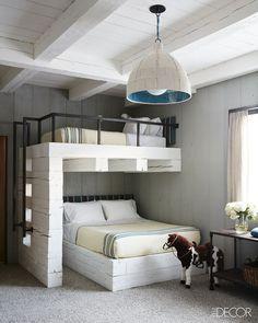 Bunk Beds Adjust, People Do Not. – Bunk Beds for Kids Bed Design, Home Bedroom, Dream Bedroom, Bedroom Design, Home Decor, Small Bedroom, Bunk Bed Rooms, Bunk Bed Designs, Dream Rooms