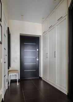 Egyszobás lakás igényes lakberendezése - ötletek zónák elkülönítésére  tapétával c89519a56e