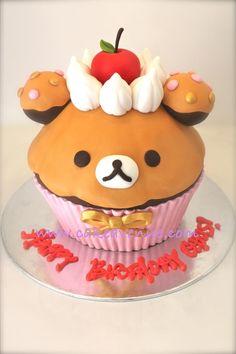 Rilakkuma birthday cake!