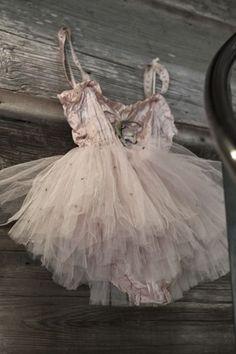 . . . a ballet costume ~