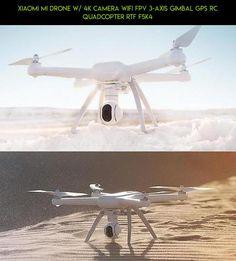 XIAOMI Mi Drone w/ 4K Camera WiFi FPV 3-Axis Gimbal GPS RC Quadcopter RTF F5K4 #tech #gadgets #drone #parts #quadcopter #rc #fpv #kit #mi #technology #wifi #camera #shopping #xiaomi #products #fpv #racing #4k #drone #plans