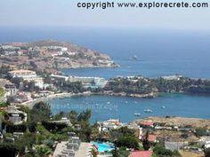 Agia Pelagia, Crete Island.