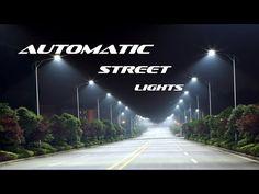 Street Light That Glows On Detecting Vehicle Movement   Street ...