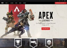 Apex英雄免費多人角色扮演射擊遊戲 Usa Website, Xbox One, Entertaining, The Originals, Funny