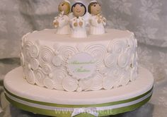 First communion cake   Flickr - Photo Sharing!