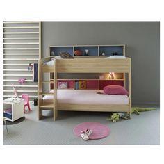 Parisot Tam Tam Bunk Bed Beech