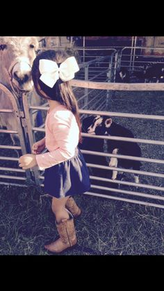 Cowgirl boots on a toddler princess is a must  Kids fashion
