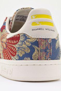 "Pharrell Williams x adidas Originals ""Jacquard Pack"""