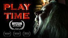 Horror movie sound effect