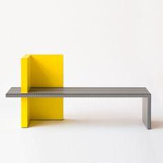 Neo Laminati Bench No. 84   Kelly Behun Studio   SUITE NY