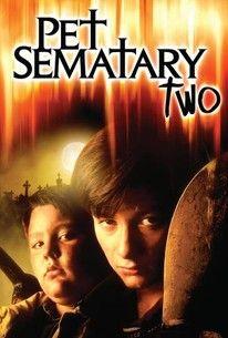 ペット・セメタリー2 PET SEMATARY II  上映時間101分 製作国アメリカ 初公開年月1992/11/14 ジャンルホラー