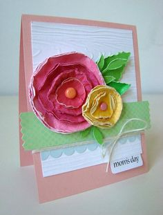 @Jane Beljo's gorgeous card featured in CARDS magazine.  Love.... @Susan McShirley