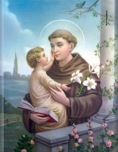 St. Anthony of Padua in Art