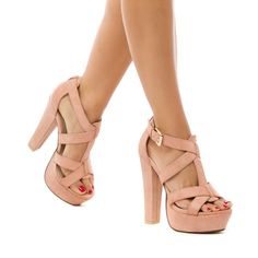 Peaches - ShoeDazzle