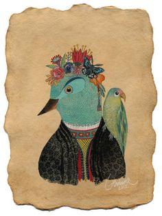 Frida by Gennine
