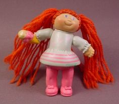 Ice cream girl $2.25 #vintage #toy #cabbage #patch #kids #1980s