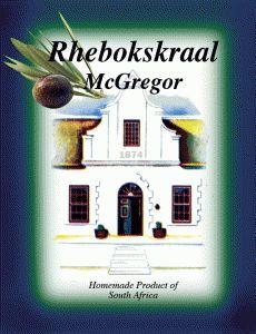 Review: Rhebokskraal Olive Leaf extract and Olive Leaf cream.